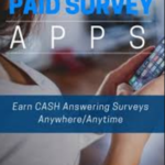 Paid Survey Apps